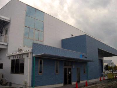中瀬工場の外観